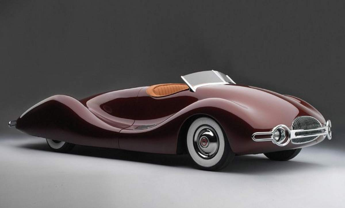 Buick Streamliner 1948 (zdroj: https://www.thecoolist.com/1948-buick-streamliner-by-norman-e-timbs/)