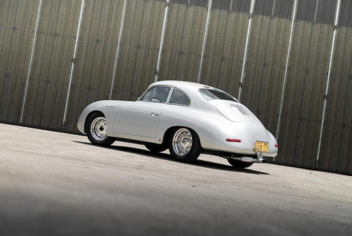 Porsche 356A GS Carrera Coupe (1956, foto: Bonhams, aukcie)
