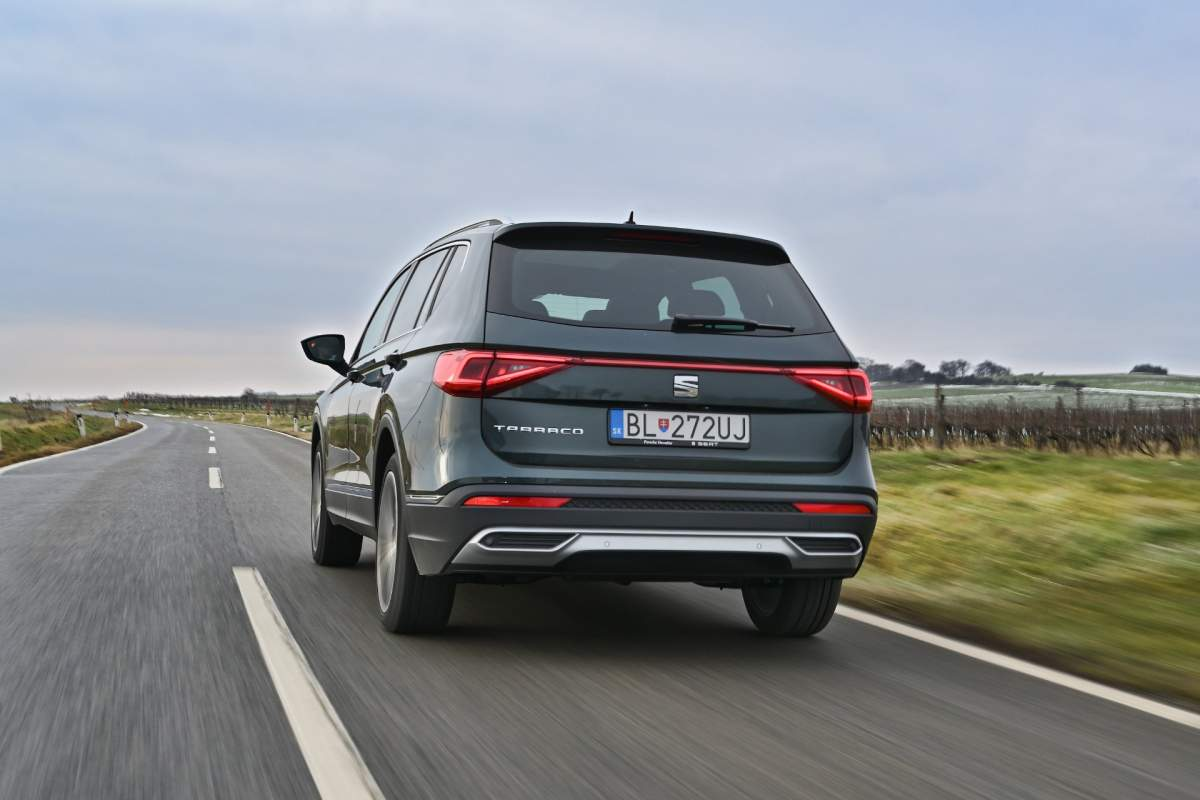 Seat Tarraco Test 1.5 TSI
