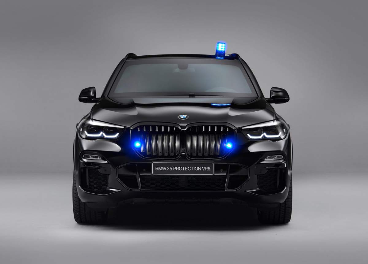 BMW X5 Protection VR6 (2020)