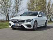 Test Mercedes-Benz E220d kombi (2017)