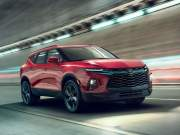 Chevrolet Blazer (USA, 2019)