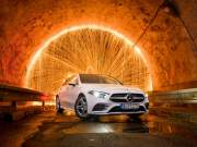TEST Mercedes-Benz Triedy A
