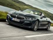 BMW 8 Convertible (BMW M850i xDrive) 2019