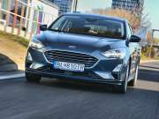 Test Ford Focus (2018)