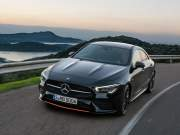 Mercedes-Benz CLA (2019)