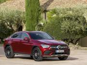 Mercedes-Benz GLC Coupe (facelift 2019)