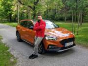 Ford Focus Active (test 2019, foto: striz)
