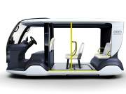 Toyota APM - Accessible People Mover pre olympiádu v Tokiu 2020