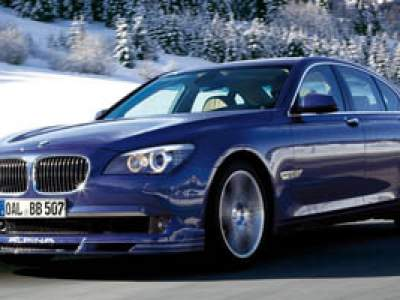 Alpina B7 Biturbo L xDrive