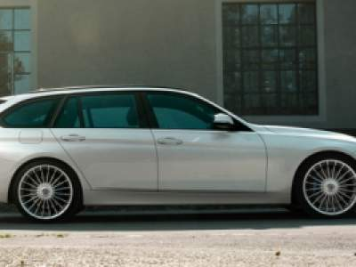 Alpina D3 BiTurbo Touring (2013)