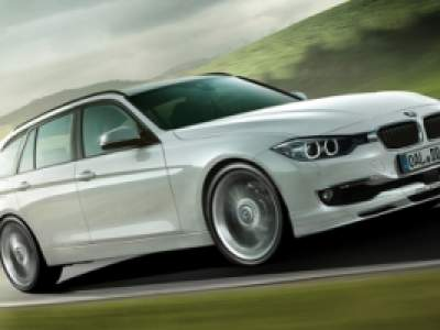 Alpina D3 BiTurbo XDrive Touring (2013)