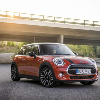 Test Mini Cooper D: Dospelák