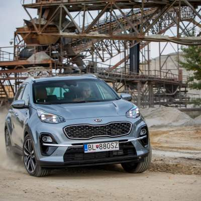 TEST: Kia Sportage 1.6 CRDi 2WD - Showtime