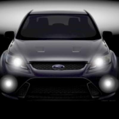 Ford Focus RS bude