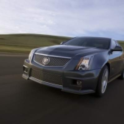 Cadillac CTS-V a CTS Coupé