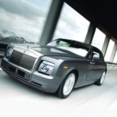 Ženeva 2008: Rolls-Royce Phantom Coupé