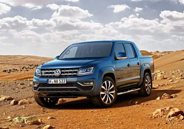 Volkswagen Amarok na International Pickup Award 2018