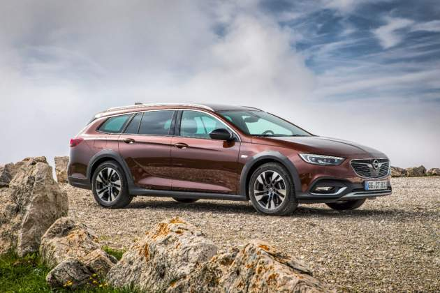 Opel Insignia Country Tourer (2018)
