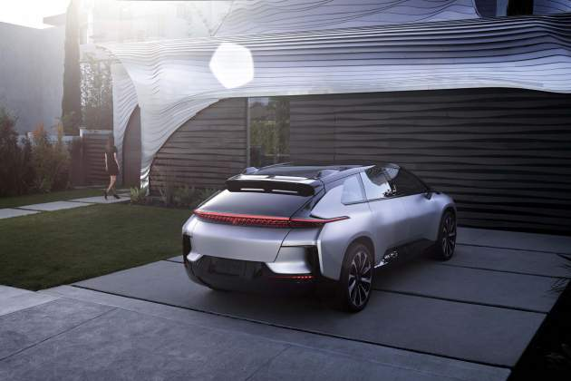 Faraday Future FF 91 (2018)