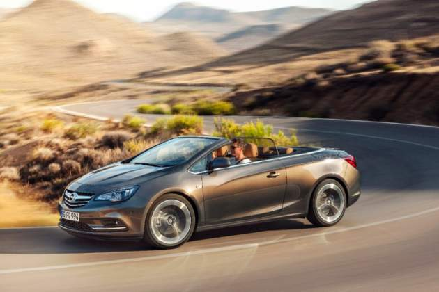 Opel Cascada  1.6 Turbo 200 hp