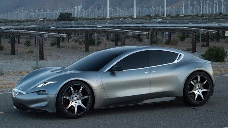Fisker EMotion (koncept 2017)