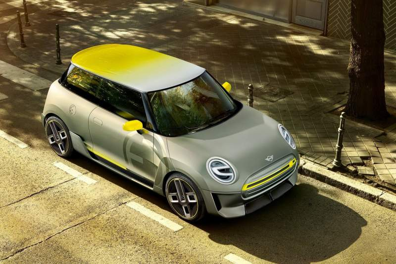 MINI Electric koncept (2017)