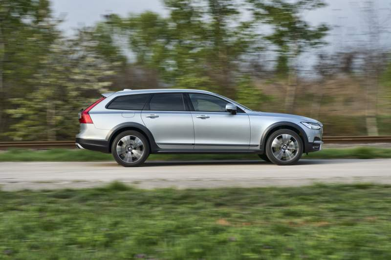Volvo V90 T6 AWD Cross Country Pro - High tech luxus