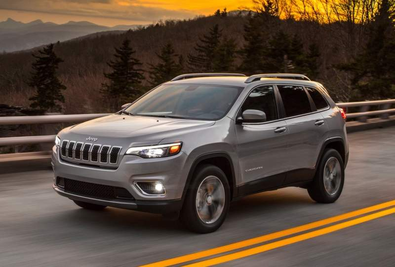 Jeep Cherokee (facelift 2018)