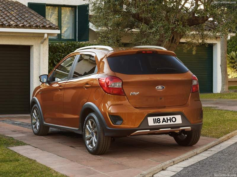 Ford Ka plus Active (2019)