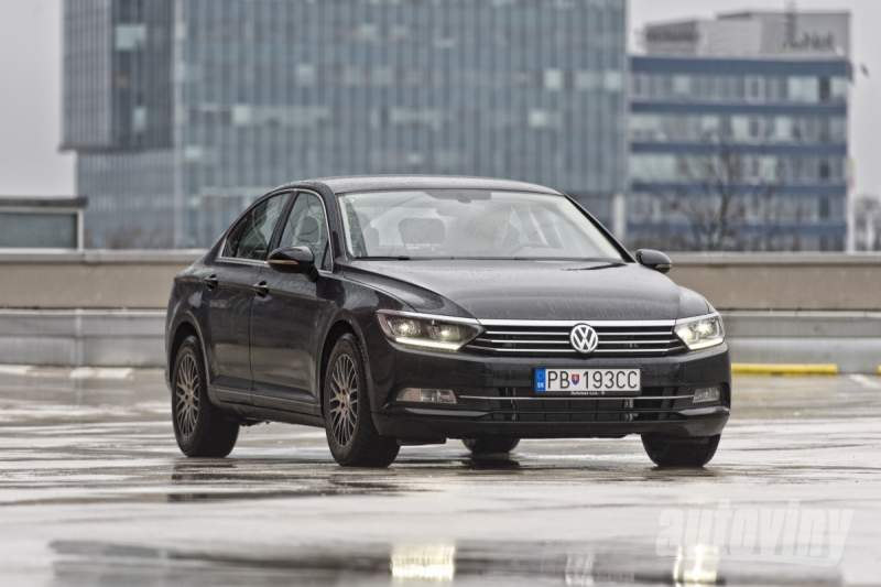 Volkswagen Passat: Referent