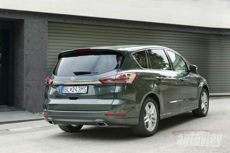 Ford S-Max Duratorq Bi-turbo (2017)