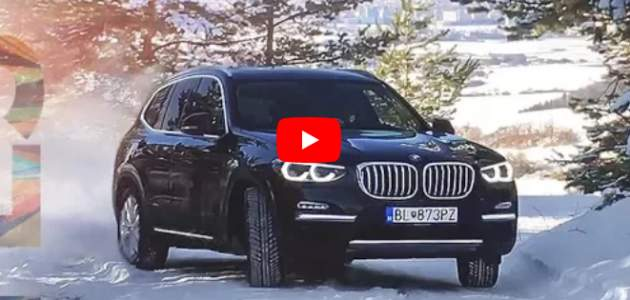 Videotest BMW X3 xDrive 30d (MARTINZMARTINA)