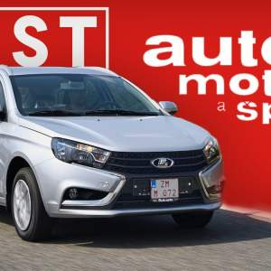 TEST: Lada Vesta SW 1.6 Ice (Video) - Stop predsudkom!