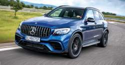 Test Mercedes-AMG GLC 63 S + VIDEO od Martina z Martina