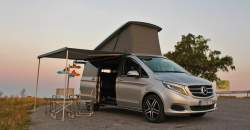 Test Mercedes-Benz V220d Marco Polo 4MATIC: Vitajte doma!