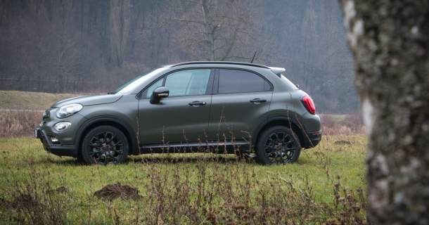 TEST: Fiat 500X 1.6 MultiJet DDCT S-Design Cross – Bojovník