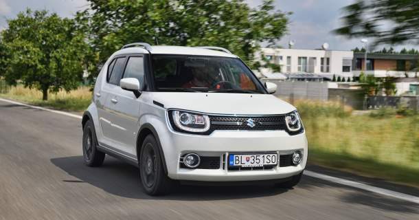 TEST: Suzuki Ignis 1.2 GLX 2WD - Kinder Surprise