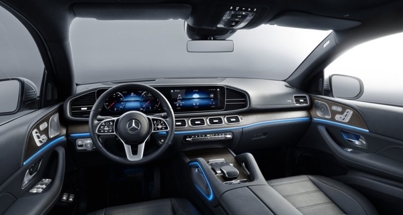 Mercedes-Benz GLE Coupe (2020)