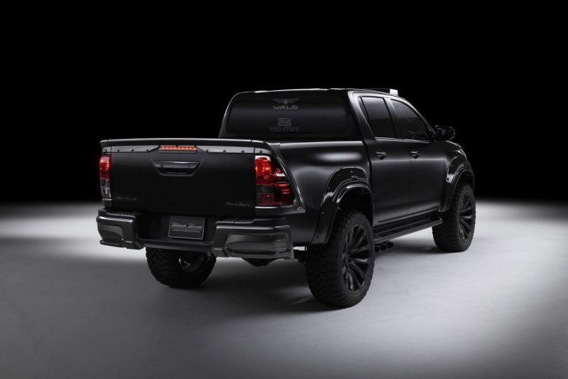 Tuning Toyota Hilux 2020