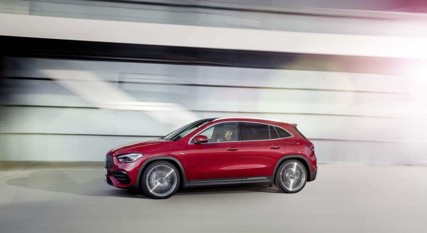 Mercedes-AMG GLA 35 4MATIC (2021)