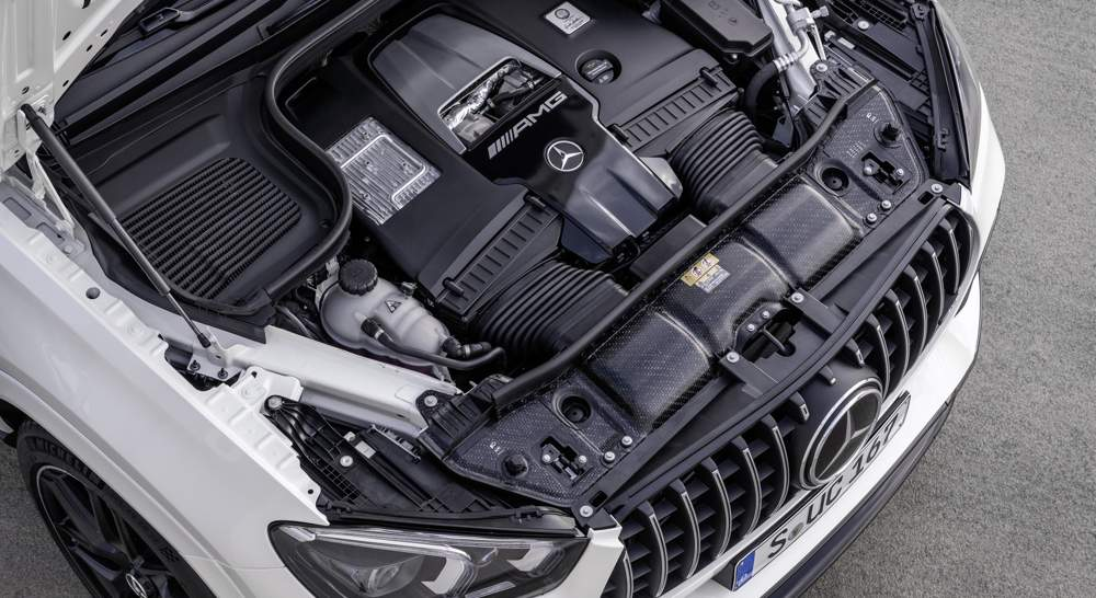 Mercedes-AMG GLE 63 S Coupe (2021)