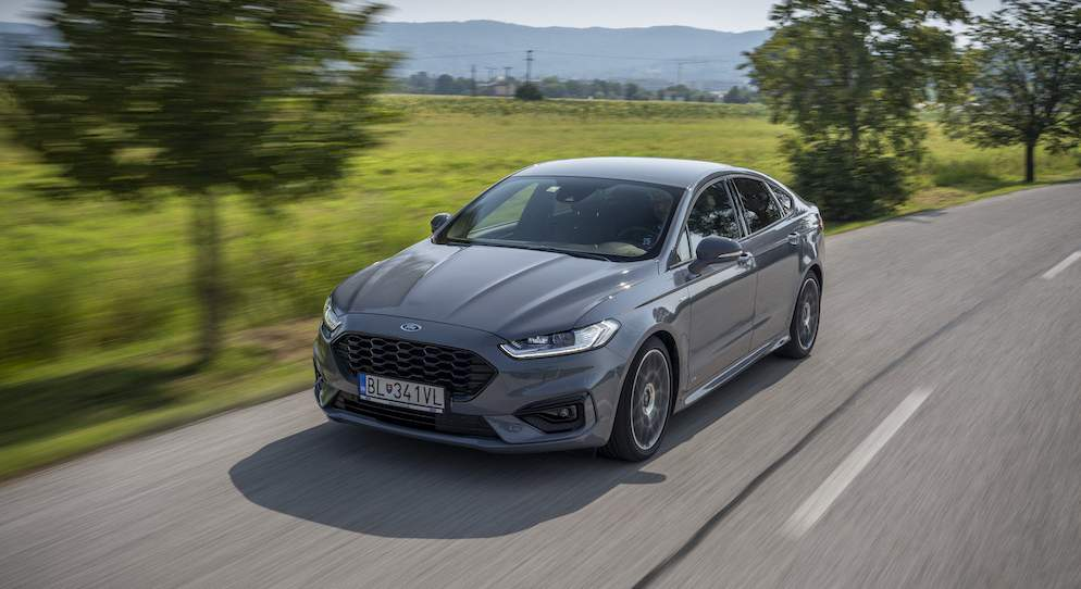 Ford Mondeo ST Line 2.0 TDCi AWD