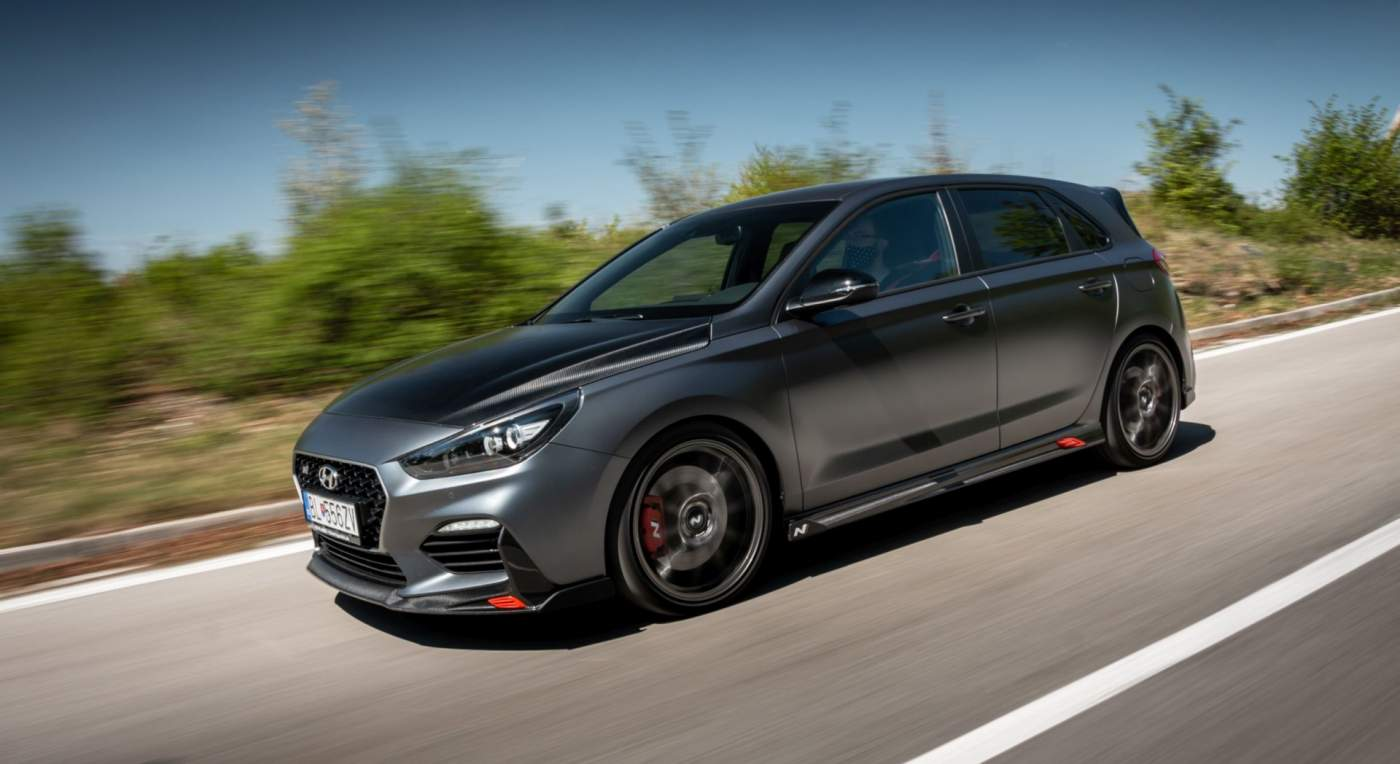 TEST: Hyundai i30 N Project C