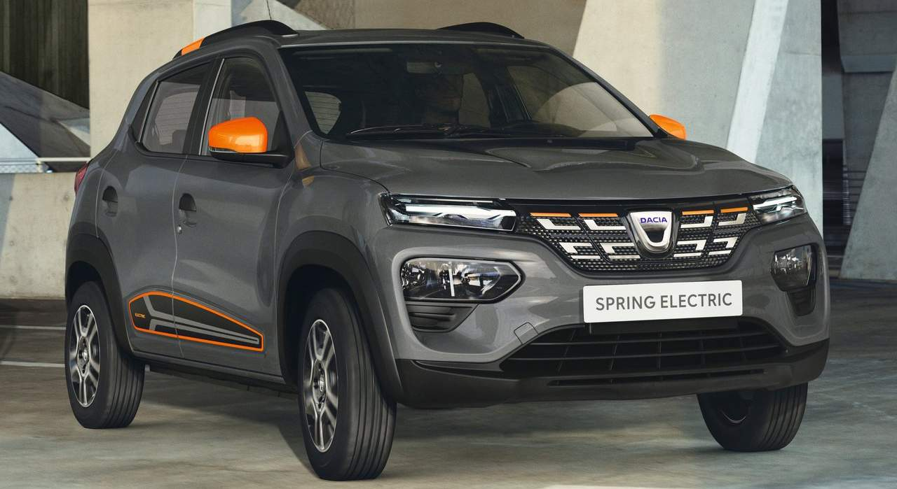 Dacia Spring Electric (2022)