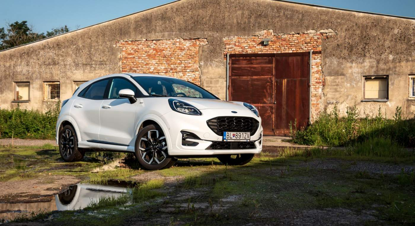 DT Ford Puma ST Line  X1.0 EcoBoost