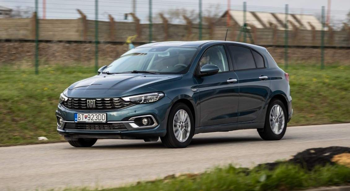 Fiat Tipo 1.0 FireFly (hatchback)