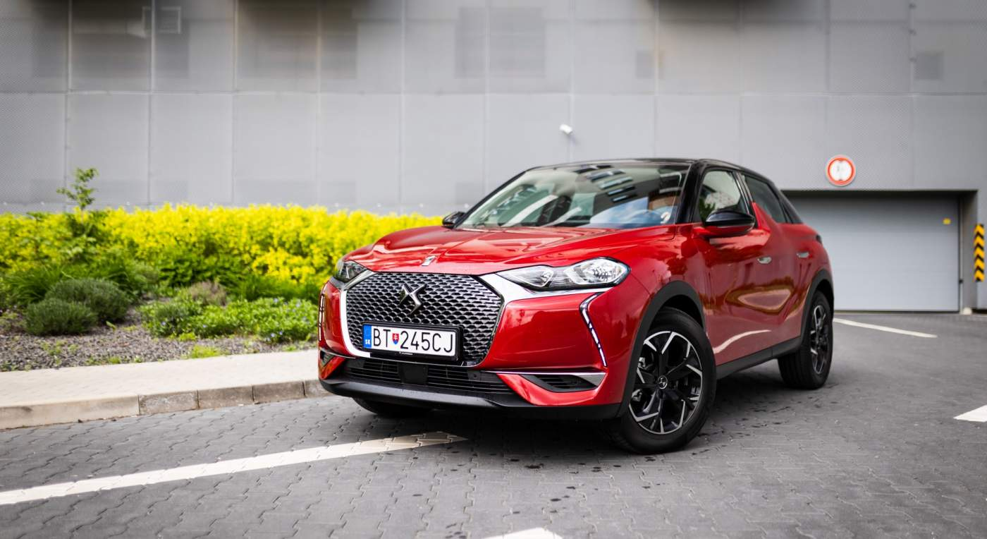 TEST: DS 3 Crossback Connected Chic 1.2 PureTech 130