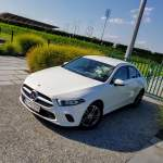 Test Mercedes-Benz A 180d sedan 7G-DCT (2019)